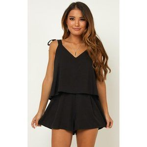Showpo   Out of Luck Playsuit